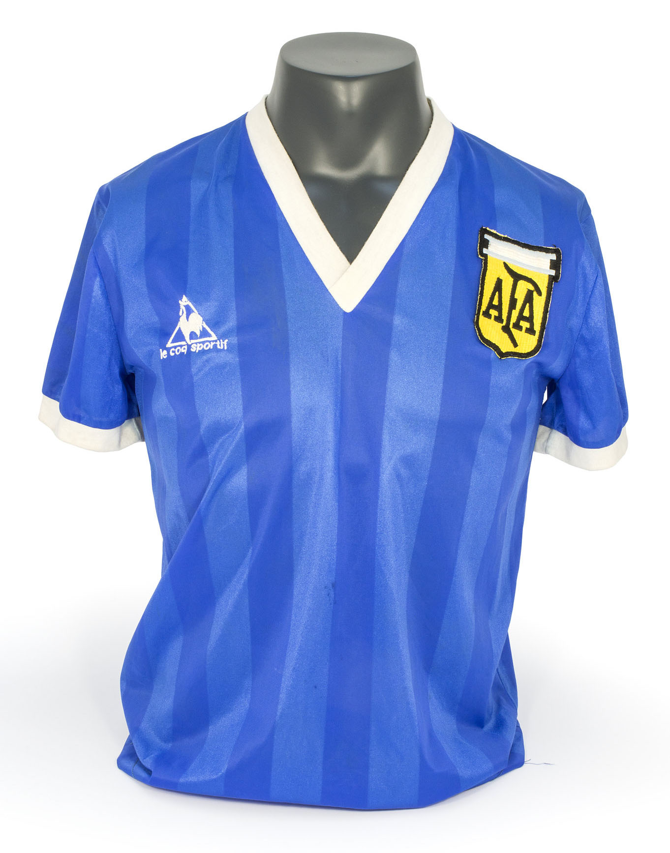 diego maradona argentina shirt 1986