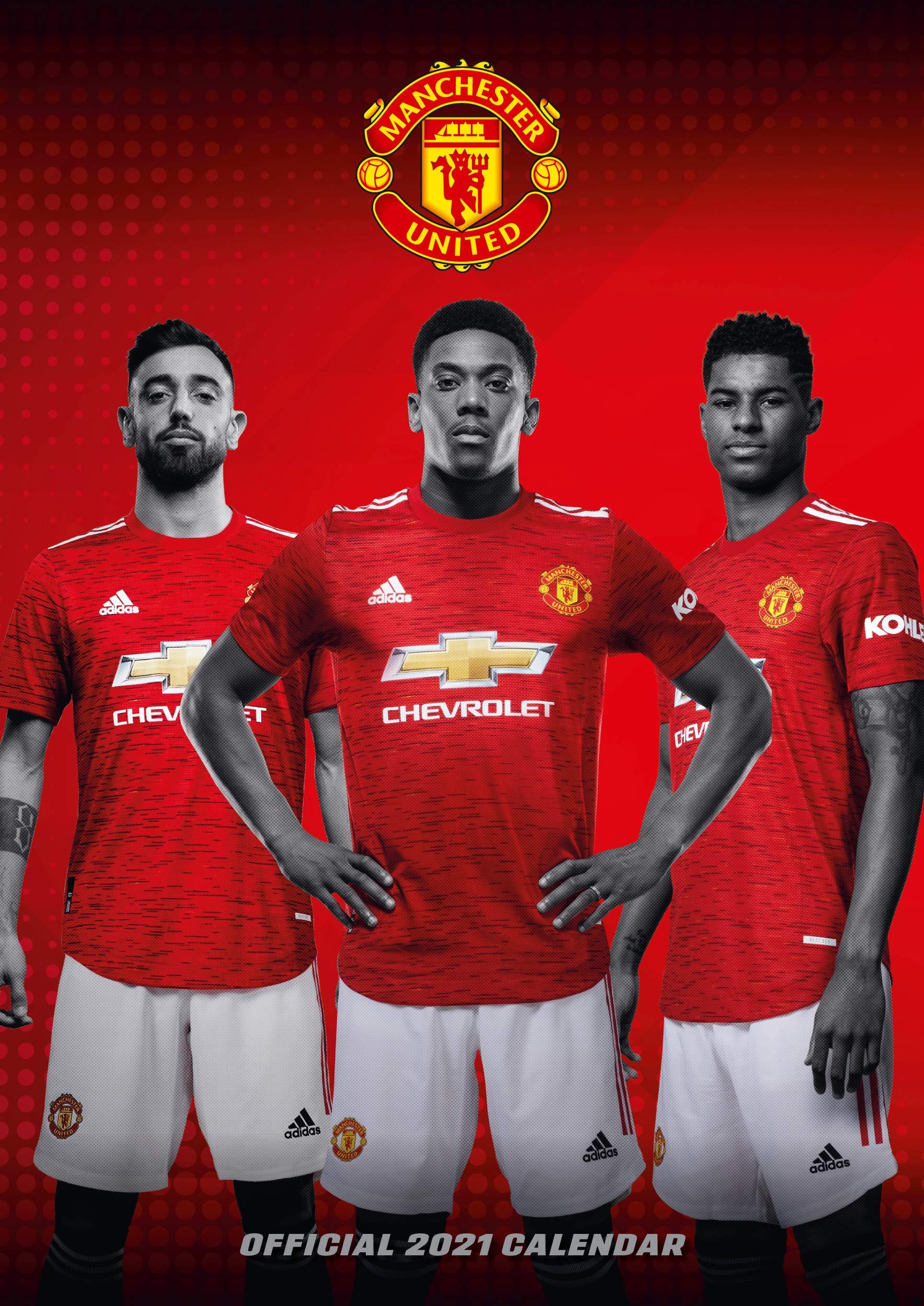 Utd Calendar 2021 Manchester United 2021 Calendar