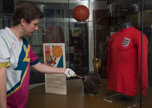 National Football Museum Jobs Volunteering Opportunities