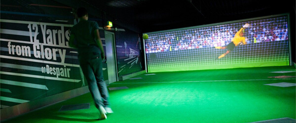 National Football Museum Penalty Shootout