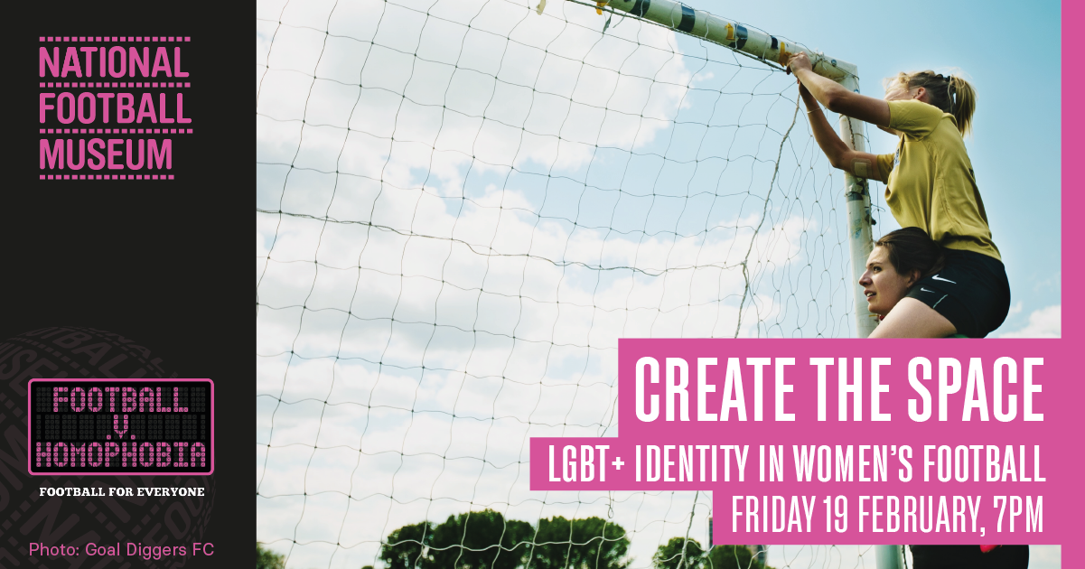 Create the Space Football v Homophobia