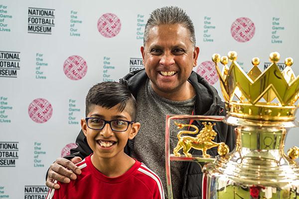 NFM Families trophy