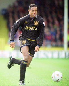 Paul Ince Hall of Fame Manchester United 1994