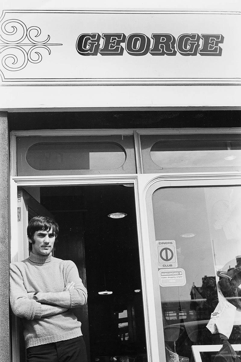 Sefton Samuels George Best