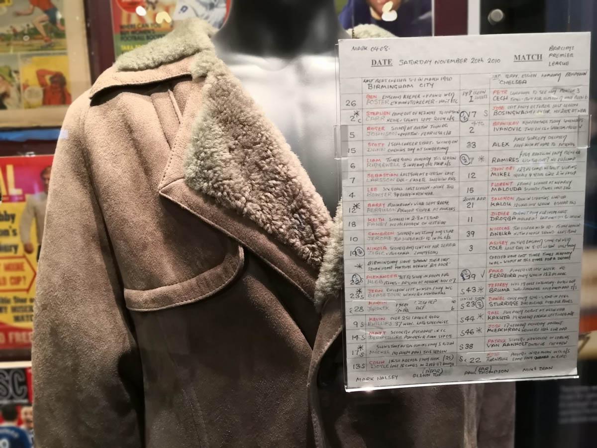 john motson coat