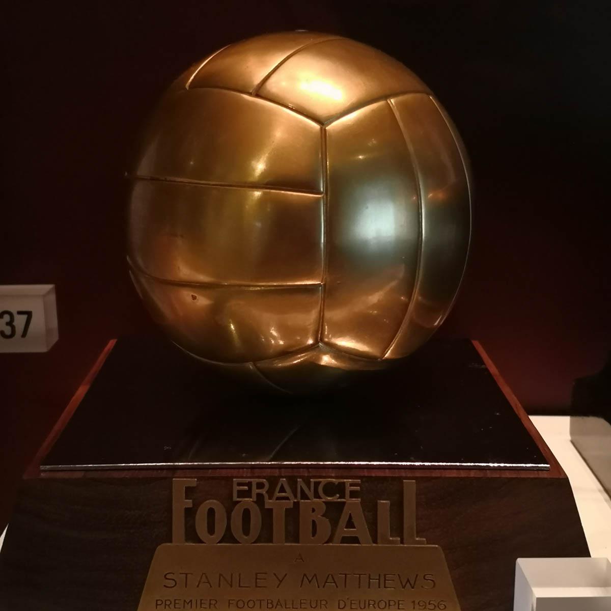 stanley matthews ballon d'or
