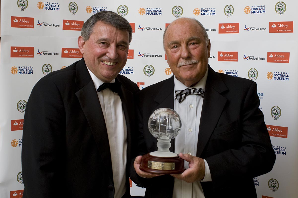 Jimmy Greaves Hall of Fame 2008